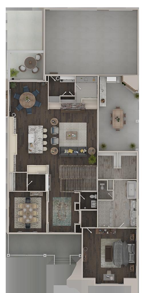 the whitman mi homes virtual walkthrough